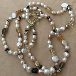 """Gorgeous HONORA Pearls 36""""🎁🎁🎁🎁"""
